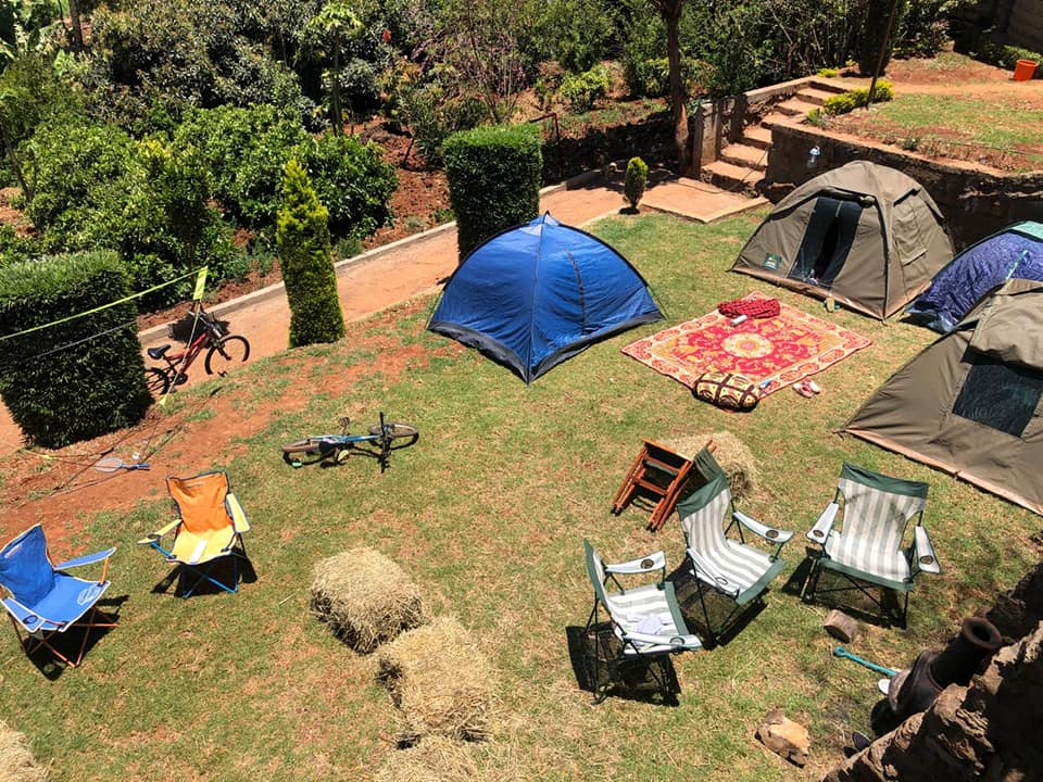 About Lesioi Farm Camping Experience