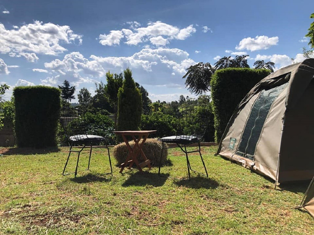 Welcome to Lesioi Farm Stay & Camp in Limuru